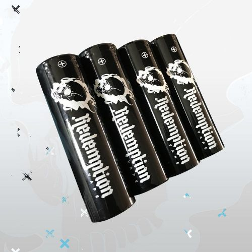 Redemption Vape Battery Wraps